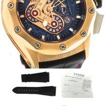 Cvstos Challenge-R 50 Chronograph HF Limited 18K Rose Gold Black