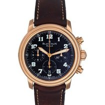 Blancpain 2185F-3630-555 Leman Flyback Chronograph Monoco YS...