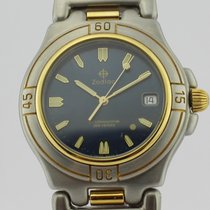 Zodiac Professional 200 m 18k Gold and Steel 306.37.28(2)