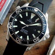 Omega Diver Bond Seamaster Professional 300m Black 41mm Full Size