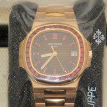 百達翡麗 (Patek Philippe) 5723/112R-001  Nautilus Rose Gold Ruby...