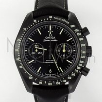"Omega Speedmaster ""dark Side Of The Moon"" – Pitch Black..."