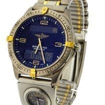 Breitling Aerospace Men's chronograph in Titanium