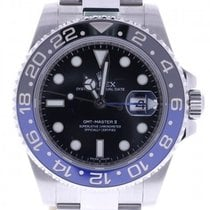 Rolex Gmt Master Ii Swiss-automatic Mens Watch 116710blnr