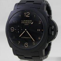Panerai Luminor 1950 GMT  Black PVD Full Set