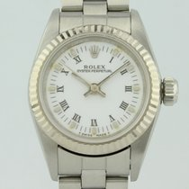 Rolex Oyster Perpetual Automatic Steel Lady 67194
