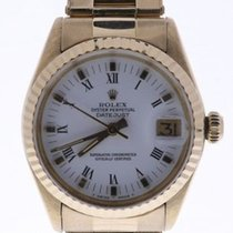 Rolex Datejust 31mm 6824 31 Millimeters White Dial