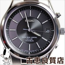 Seiko 【MT641】【新品・未使用】【買取品】SEIKO セイコー チタン メンズ 腕時計 ソーラー電波SEIKO...