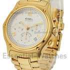 Ebel 1911 Chronograph in Yellow Gold