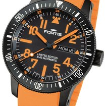 Fortis B-42 Black Mars 500 Limited Edition