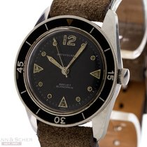 Blancpain Vintage Fifty Fathoms Bathyscaphe Stainless Steel...