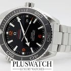Omega PLANET OCEAN 600 M OMEGA CO-AXIAL 45,5 MM NEW WITHOUT FILM