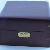 Longines Uhrenbox Watch Box Case Holz