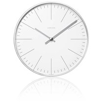Junghans Horloge Max Bill 374/7002.00 Wanduhr 22 radio pilotée