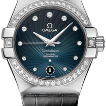 Omega Constellation Co-Axial Automatic 35mm 123.18.35.20.56.001