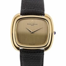 Baume & Mercier Classic Vintage Telly Champagner