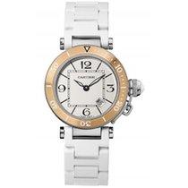 Cartier Pasha Seatimer W3140001