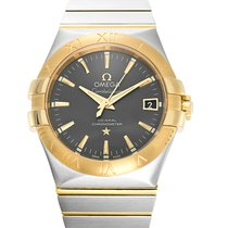 Omega Watch Constellation 123.20.35.20.06.001