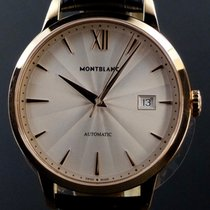 Montblanc Heritage Spirit Date Or Rose