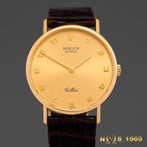 Rolex Cellini Classic 18K Gold 5112
