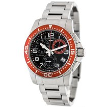 Longines Hydroconquest Red / Black L36904596