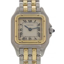 Cartier Ladies Cartier Panthere 18K YG & SS 166921