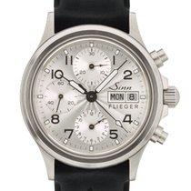 Sinn 356 Sa FLIEGER III Klassische Chronograph NEW