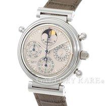 IWC Da Vinci Perpetual Calendar Rattrapante Platinum 39MM