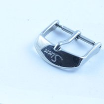 Sinn Leder Armband Dornschliesse 18mm Stahl/stahl 2