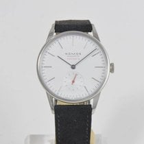 Nomos Orion Neomatik 390 First Edition with Extra Strap