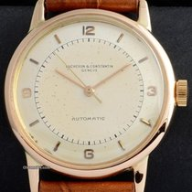 Vacheron Constantin Automatic 18K Gold Vintage