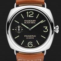 Panerai [NEW] 45mm Radiomir Black Seal PAM 609 (Retail:HK$53,000)