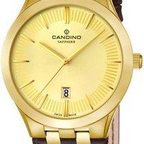 Candino Elegance C4546/2 Damenarmbanduhr Klassisch schlicht