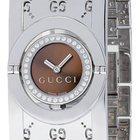 Gucci The Twirl 34  Diamantes