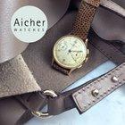 Baume & Mercier 1950 Vintage Yellow Gold 18kt Chronograph...