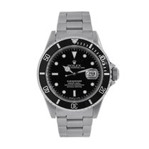 Rolex SUBMARINER Stainless Steel Black Dial 2007