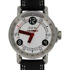 B.R.M Racing Watch Auto Rotor Quartz Timing Hybrid White Dial...