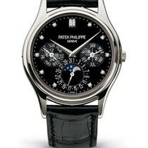 Patek Philippe Grand Complications Platinum Black Strap UNWORN...
