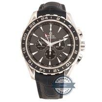 Omega Seamaster Aqua Terra GMT Chronograph 231.13.44.52.06.001