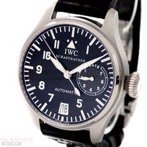 IWC Big Pilot Grosse Fliegeruhr Ref-IW500203 950 Platinum...