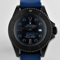 "Pro-Hunter Sea-Dweller Deepsea Military - ""Phantom"""