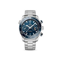Omega Seamaster Steel Blue Dial 215.30.46.51.03.001 Mens watch