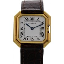 Cartier Ladies Cartier Paris Vintage 18K Yellow Gold Watch