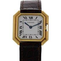 Cartier Ladies Cartier Paris Vintage 18K Yellow Gold Watch