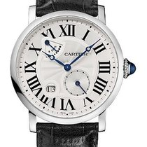 Cartier Rotonde de Cartier Power Reserve in White Gold