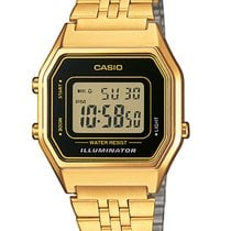 Casio LA680WEGA-1ER Unisex Collection 3 ATM 28 mm