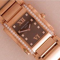 Patek Philippe Twenty-4 Rosegold Diamonds
