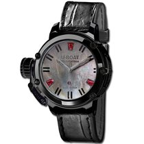 U-Boat Chimera 40 Pvd Ruby Mother Of Pearl