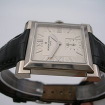 Vacheron Constantin Carree Historique 18 Kt White Gold FULL SET
