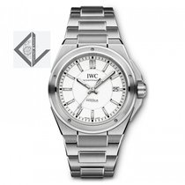 IWC Ingenieur Automatic Silver Dial Stainless Steel - Iw323904